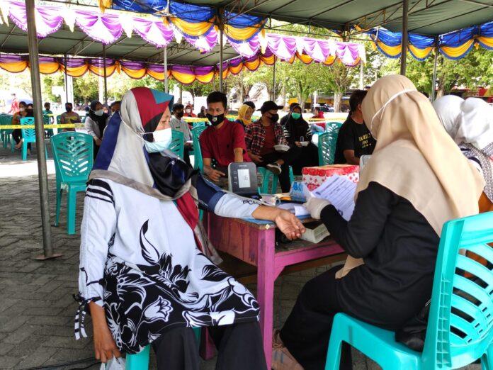 Vaksinasi di Kota Gorontalo ditargetkan 90 Persen di Bulan November