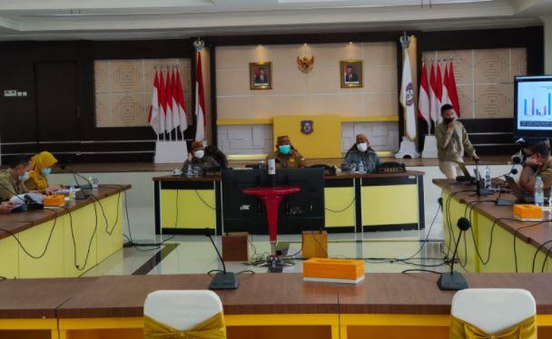 Capaian Vaksinasi Covid-19 di Gorontalo Naik Signifikan