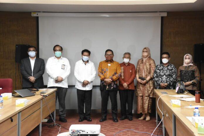 Kunjungi Perpustakaan Nasional, Walikota Gorontalo Sampaikan ini