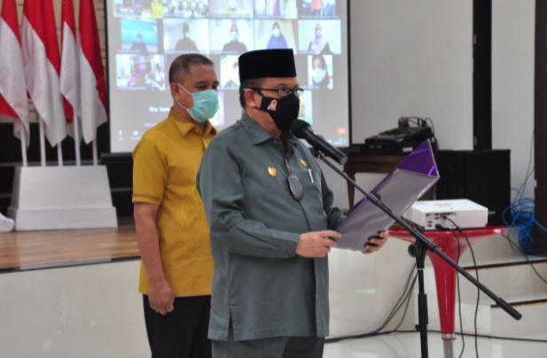 Komite Advokasi Daerah Gorontalo Resmi dikukuhkan