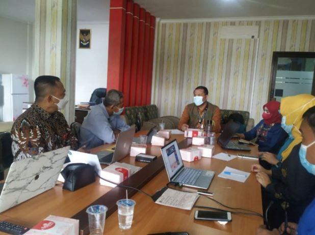 Untuk Keamanan Dokumen Digital, Gorontalo terima Aplikasi dari BSSN