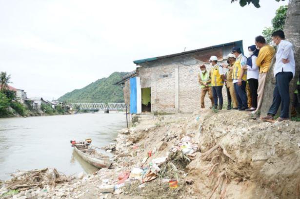 Warga Enggan Direlokasi jadi Kendala Penanganan Banjir di Kota Gorontalo