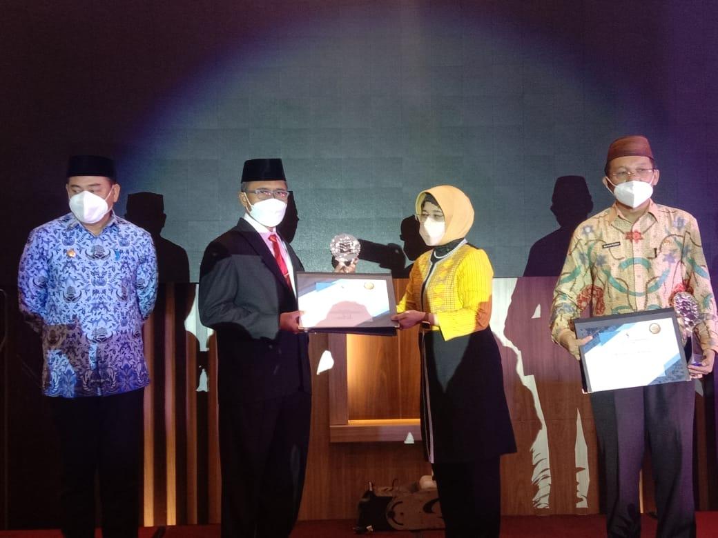 Oktober 2021 Kota Gorontalo Raih Penghargaan TPID Award 2021 Kategori IHK