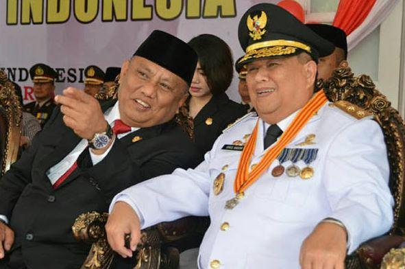 Survei IKM CRC, 89,4 persen Warga Mengaku Puas dengan Kinerja Gubernur Gorontalo