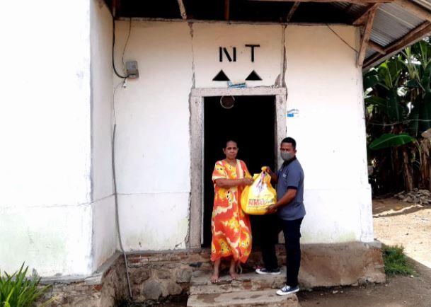 1.021 Keluarga Penerima Manfaat di Bone Bolango terima BLP3G