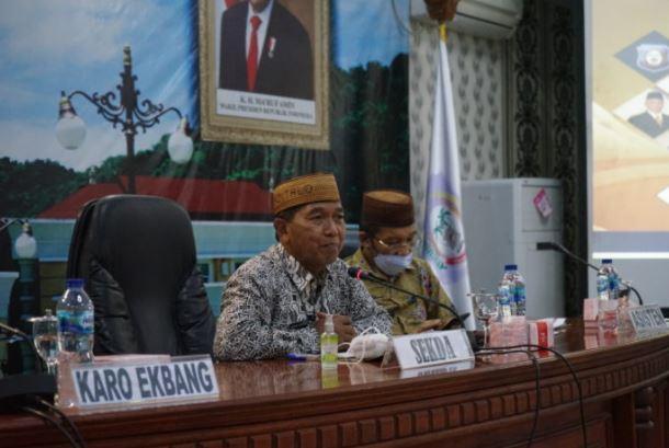 19 OPD Provinsi Gorontalo Lampaui Target Realisasi Anggaran