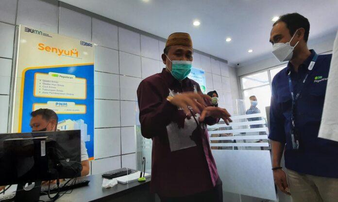 Pegadaian Hadirkan Sentra Layanan Ultra Mikro Untuk Masyarakat Boalemo